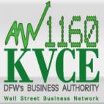 Logo da emissora KVCE 1160 AM