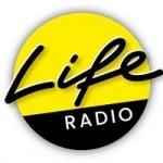 Logo da emissora Life Radio 100.5 FM