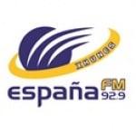 Logo da emissora Radio España 92.9 FM