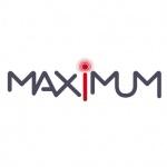 Logo da emissora Maximum FM