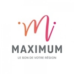 Logo da emissora Maximum 97.1 FM
