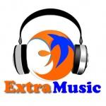 Logo da emissora Web Rádio Extra Music