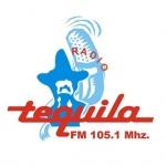 Logo da emissora Radio Tequila Deinze 105.1 FM