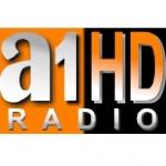 Logo da emissora Alpha One HD