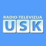 Logo da emissora Radio USK 89.9 FM