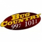 Logo da emissora WBUG 101.1 FM