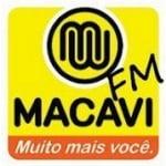 Logo da emissora Macavi FM