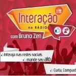 Logo da emissora Interação no Rádio