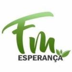 Logo da emissora FM Esperança
