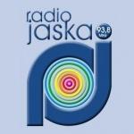 Logo da emissora Radio Jaska 93.8 FM