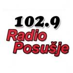 Logo da emissora Radio Posusje 102.9 FM