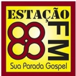 Logo da emissora Rádio Estação 88