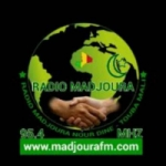 Logo da emissora Radio Madjoura Touba 95.4 FM