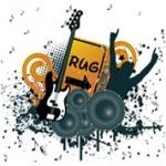 Logo da emissora Rádio Gospel Rug