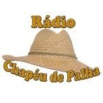 Logo da emissora Rádio Chapéu de Palha