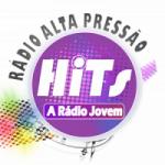 Logo da emissora Rádio Alta Pressão Hits