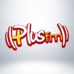 Logo da emissora Rádio Plus 93.3 FM