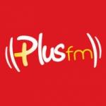 Logo da emissora Rádio Plus 88.7 FM