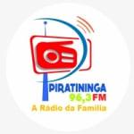 Logo da emissora Rádio Piratininga 96.3 FM