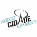 Logo da emissora Rádio Cidade Jardim
