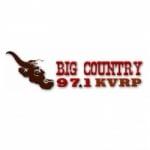 Logo da emissora KVRP 97.1 FM