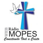 Logo da emissora Web Rádio Mopes
