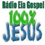 Logo da emissora Rádio Eia Gospel
