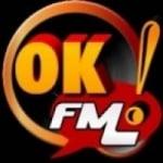 Logo da emissora OK FM