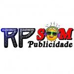 Logo da emissora Rádio RP Som Publicidade
