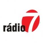 Logo da emissora Radio 7 103.6 FM