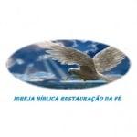 Logo da emissora Restauração Web