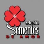 Logo da emissora Web Rádio Sementes de Amor