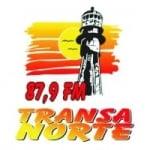 Logo da emissora Rádio Transa Norte 87.9 FM