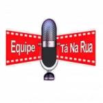 Logo da emissora Equipe Tá Na Rua