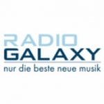 Logo da emissora Radio Galaxy Bamberg 104.7 FM