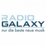 Logo da emissora Radio Galaxy Ansbach 105.8 FM