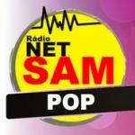 Logo da emissora Rádio Net Sam Pop