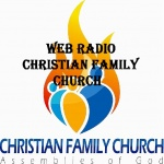 Logo da emissora Web Radio Christian Family Church