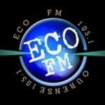 Logo da emissora Radio Eco 105.1 FM
