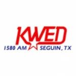 Logo da emissora KWED 1580 AM