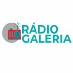 Logo da emissora Rádio Galeria