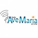 Logo da emissora Rádio Ave Maria 87.9 FM
