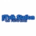 Logo da emissora KWEL 1070 AM