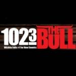 Logo da emissora KWFS 102.3 FM