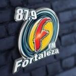 Logo da emissora Rádio Fortaleza 87.9 FM