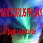 Logo da emissora Rádio Cariús 104.9 FM