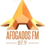 Logo da emissora Rádio Afogados 87.9 FM