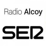 Logo da emissora Radio Alcoy 1485 AM 100.8 FM