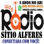 Logo da emissora Web Rádio Sítio Alferes