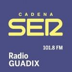 Logo da emissora Radio Guadix 101.8 FM